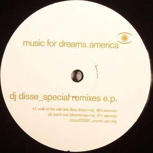 DJ DISSE - Special Remixes EP