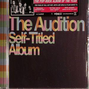 AUDITON, The - Self Titled Album