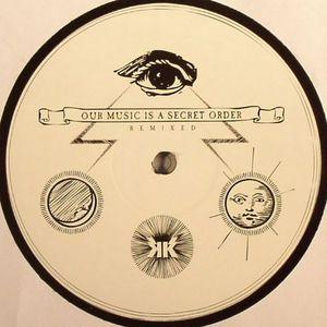 ZAP, Anton/LUKE HESS - Our Music Is A Secret Order (remixed)