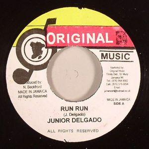 JUNIOR DELGADO - Run Run (warehouse find)