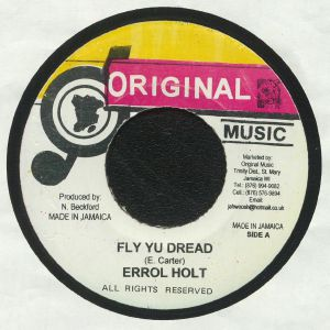 HOLT, Errol - Fly Yu Dread