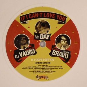 MR DAY - If I Can't Love You