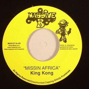 KING KONG/KHARRI KILL - Missin Africa (Declaration Of Rights Riddim)