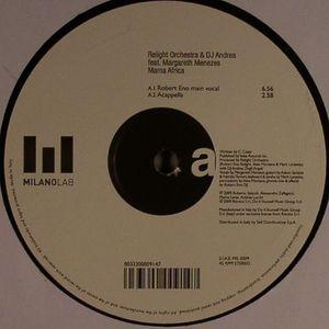 RELIGHT ORCHESTRA/DJ ANDREA feat MARGARETH MENEZES - Mama Afrika