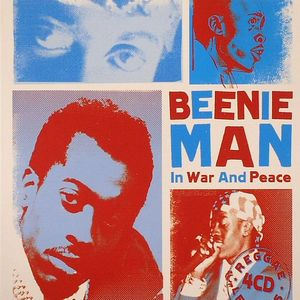BEENIE MAN/VARIOUS - In War & Peace