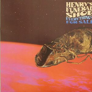 HENRY's FUNERAL SHOE - Everything's For Sale