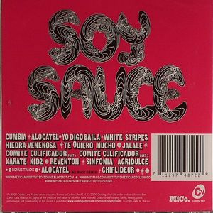 MEXICAN INSTITUTE OF SOUND - Soy Sauce