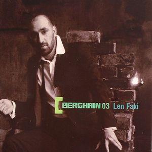 FAKI, Len/VARIOUS - Berghain 03