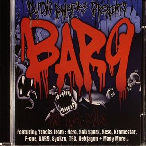 BAR 9/VARIOUS - Audio Freaks Presents Bar 9 In Da Mix