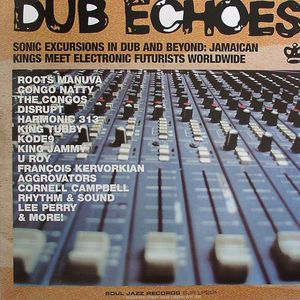 VARIOUS - Dub Echoes