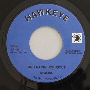 TAMLINS/GUSSIE CLARKE - Ting A Ling Hornscut