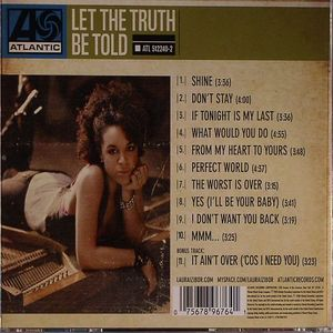 IZIBOR, Laura - Let The Truth Be Told