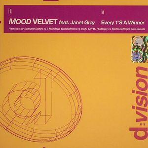 MOOD VELVET feat JANET GRAY - Every 1's A Winner