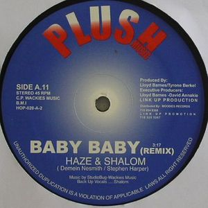 SHALOM/HAZE - Baby Baby