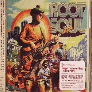ROOT SOUL - Root Soul (Japan edition)