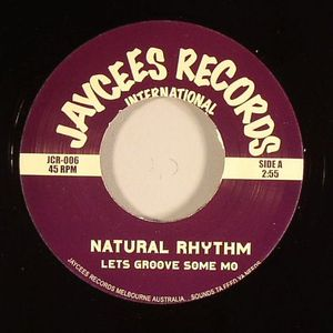 NATURAL RHYTHM - Lets Groove Some Mo