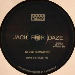 SUMMERS, Steve - Shake The House