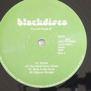 BLACK DISCO - The Soft Rocks EP