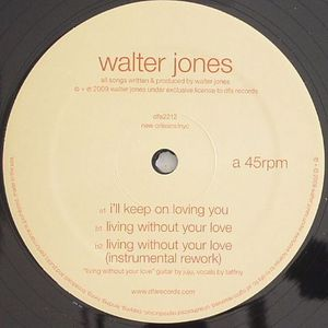 JONES, Walter - I'll Keep On Loving You