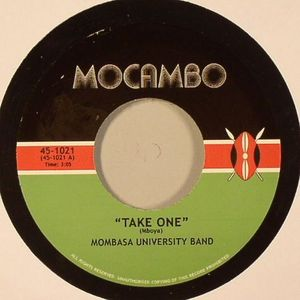 MOMBASA UNIVERSITY BAND/N'GHARE HI POWER BAND - Take One