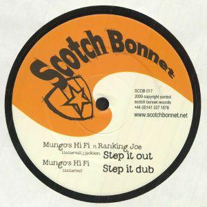 MUNGOS HI FI feat RANKIN JOE/BLACK CHAMPAGNE/LYRICSON - Step It Out
