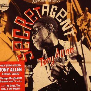 ALLEN, Tony - Secret Agent