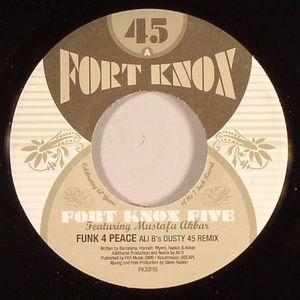 FORT KNOX FIVE feat MUSTAFA AKBAR - Radio Free DC Remixed