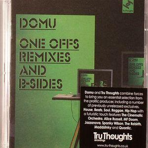 DOMU/VARIOUS - One Offs Remixes & B Sides