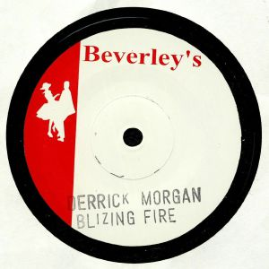 MORGAN, Derrick - Blazing Fire