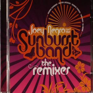 NEGRO, Joey/THE SUNBURST BAND (FREE DELIVERY) - The Remixes