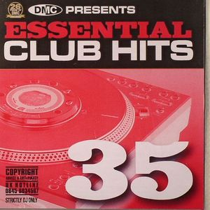 VARIOUS - DMC Essential Club Hits 35 (Strictly DJ Use Only)