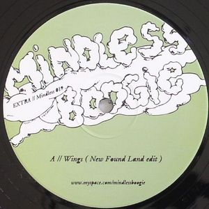 NEW FOUND LAND - Wings