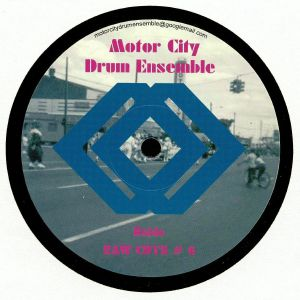 MOTOR CITY DRUM ENSEMBLE - Raw Cuts #5