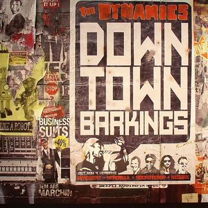 DYNAMICS, The - Downtown Barkings
