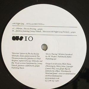 MARTYN/SIDESHOW feat CORTNEY TIDWELL - Electric Purring