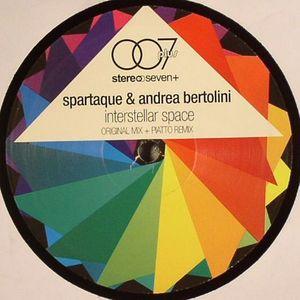 SPARTAQUE/ANDREA BERTOLINI - Interstellar Sapce