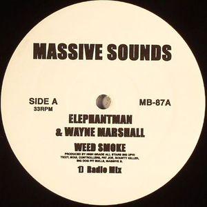ELEPHANT MAN/WAYNE MARSHALL - Weed Smoke