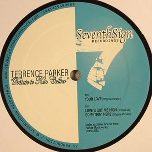 PARKER, Terrence - Tribute To Ken Collier
