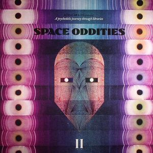 LE TAN, Alex & JESS/VARIOUS - Space Oddities Vol 2: A Psychedelic Journey Through Libraries