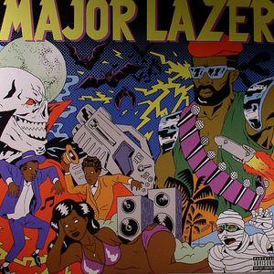 MAJOR LAZER - Guns Don't Kill People Lazers Do