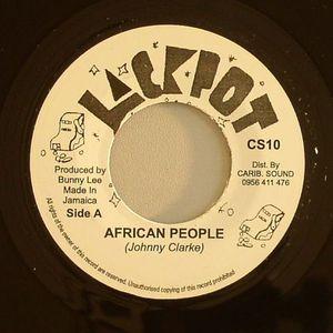 African People (Death Trap Riddim)