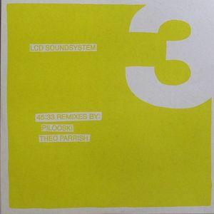 LCD SOUNDSYSTEM - 45:33 (remixes)