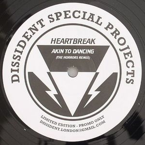 HEARTBREAK - Akin To Dancing (The Horrors remix)