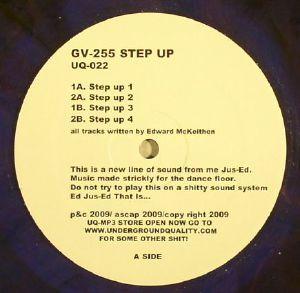 DJ JUS ED - GV 255 Step Up