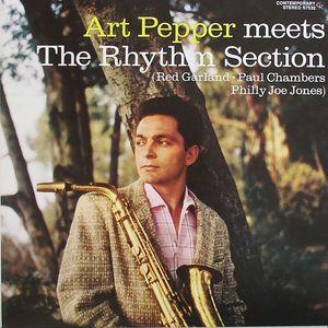 PEPPER, Art - Art Pepper Meets The Rhythm Section