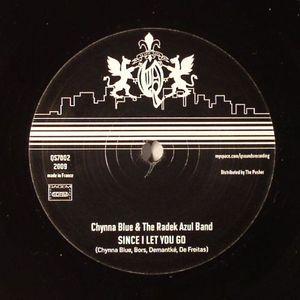 BLUE, Chynna/THE RADEK AZUL BAND - Since I Let You Go