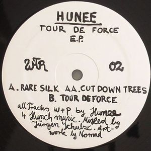 HUNEE - Tour De Force EP
