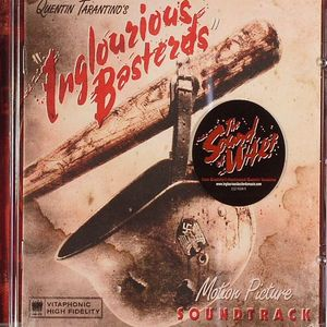 VARIOUS - Quentin Tarantino's Inglourious Basterds Motion Picture Soundtrack