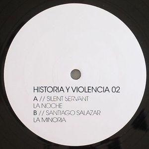SILENT SERVANT/SANTIAGO SALAZAR - La Noche