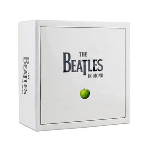 BEATLES, The - The Beatles In Mono (10 original mono albums remastered in miniature vinyl sleeves + mono masters 2xCD set + booklet)